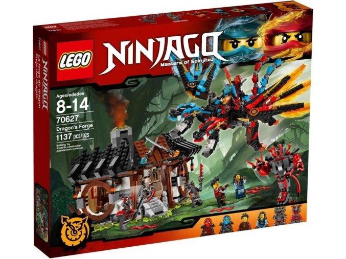 LEGO Ninjago 70627 Dračí kovárna