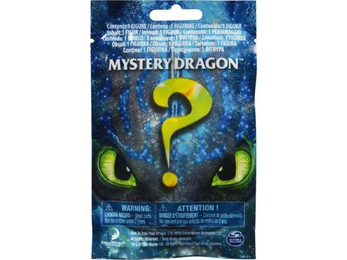 Draci 3 Dragon sběratelské figurky v sáčku