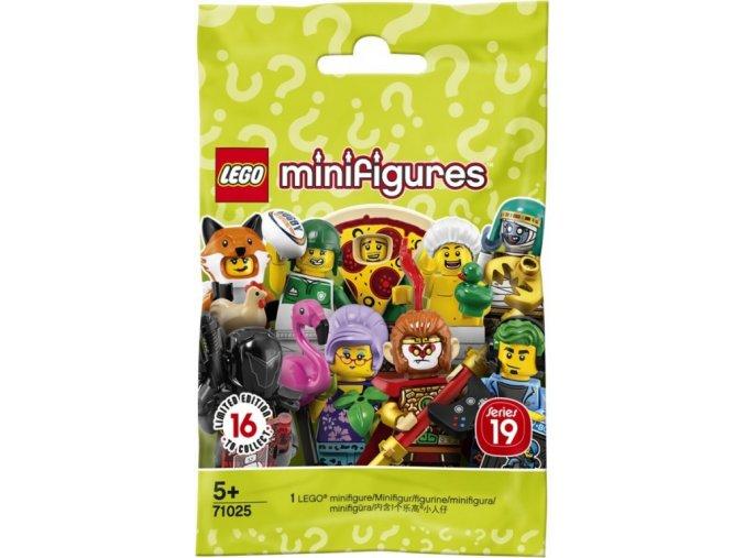71025 lego minifigures 19 serie 03