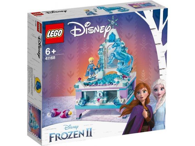 LEGO FROZEN II 41168 Elsina kouzelná šperkovnice