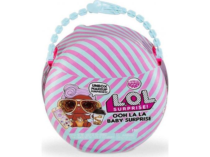 L.O.L. Surprise! Ooh La La Baby Surprise Lil D.J.