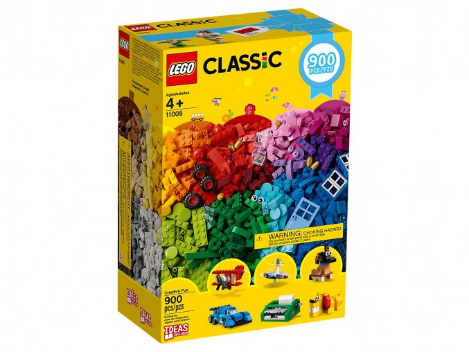 LEGO Classic 11005 Kreativní zábava