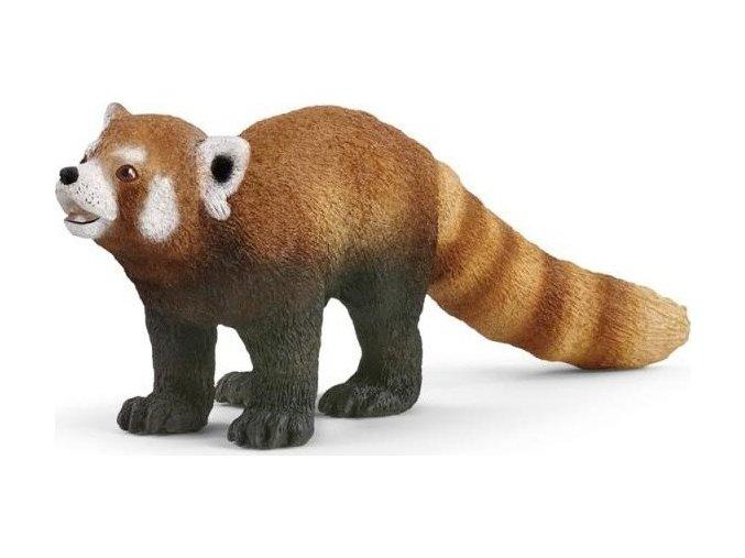 Schleich 14833 Panda červená