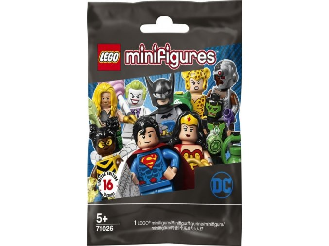 LEGO Minifigures 71026 DC Super Heroes