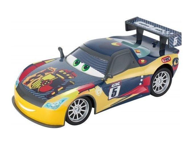 CARS CARBON RACERS velké auto asst