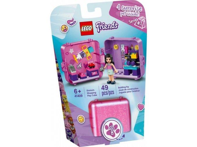 LEGO Friends 41409 Herní boxík: Emma a hračkářství