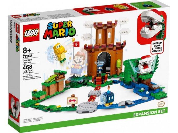 LEGO Super Mario 71362 Útok piraňové rostliny – rozšiřující set