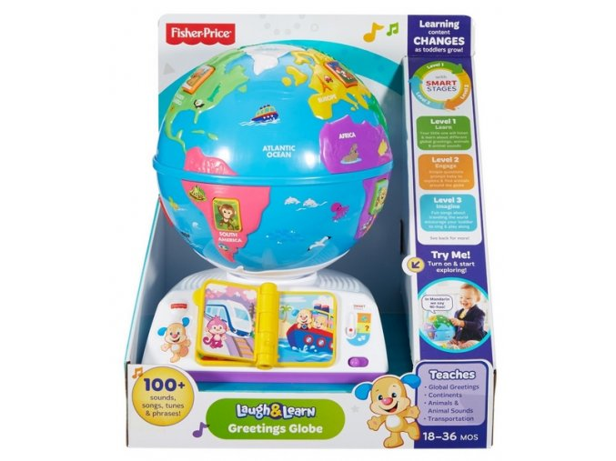 smart stages globus cz fisher price