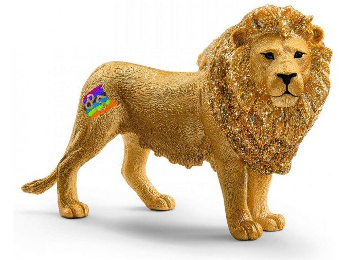 Schleich golden lion special edition 72156 01 cr
