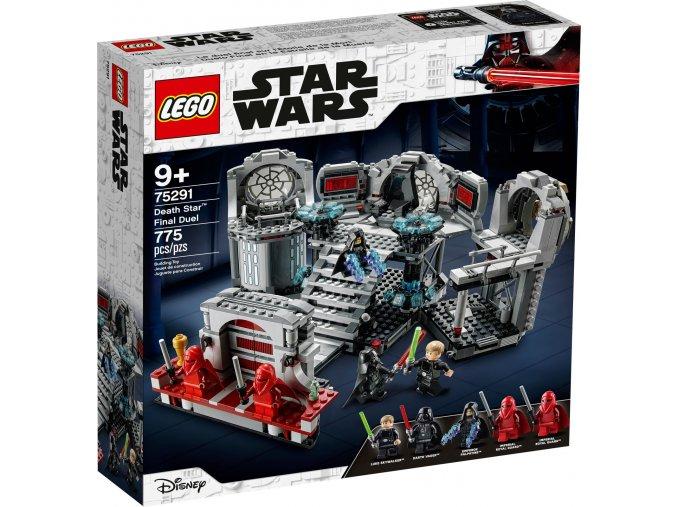 LEGO Star Wars™ 75291 Závěrečný souboj na Hvězdě smrti