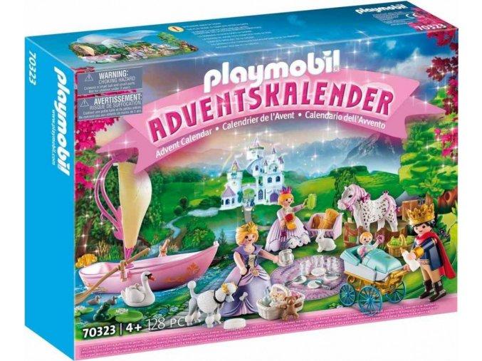 PLAYMOBIL 70323 Adventní kalendář Královský piknik v parku