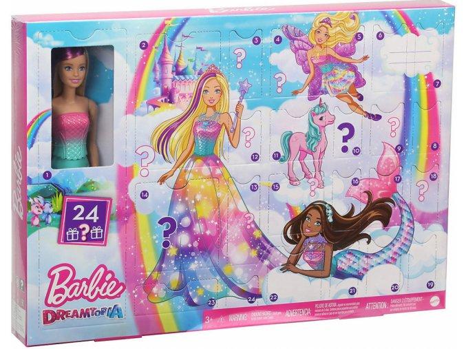 barbie adventni kalendar 2020