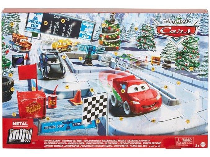 mattel cars adventni kalendar GPG11 01 crop