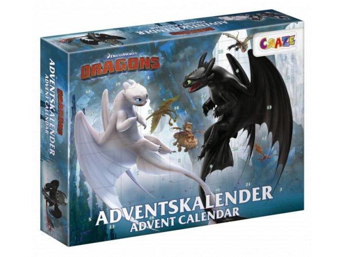 Craze Dragons Adventskalender 2020 01