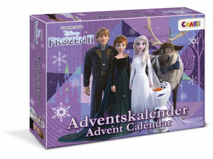 Craze Adventskalender Frozen 2 01