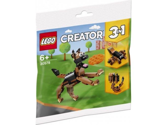 LEGO Creator 30578 Německý ovčák