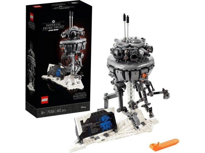 LEGO Star Wars 75306 Imperiální průzkumný droid