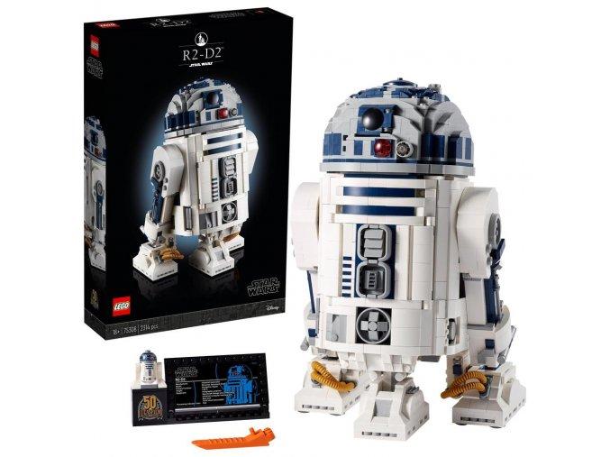 LEGO Star Wars™ 75308 R2-D2