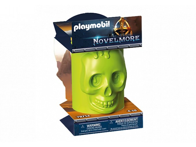 PLAYMOBIL 70752 Novelmore Salahari Sands skeleton box s prekvapenim 1