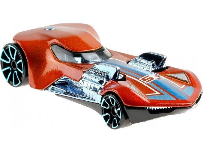 Hot Wheels Orange & Blue tematický angličák TWIN MILL III
