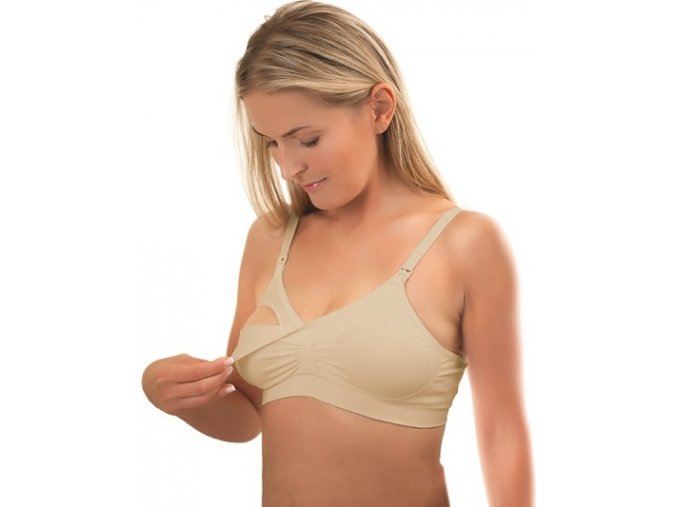 Podprsenka pro těhotné a kojící ženy  Neutral vel. E80-85