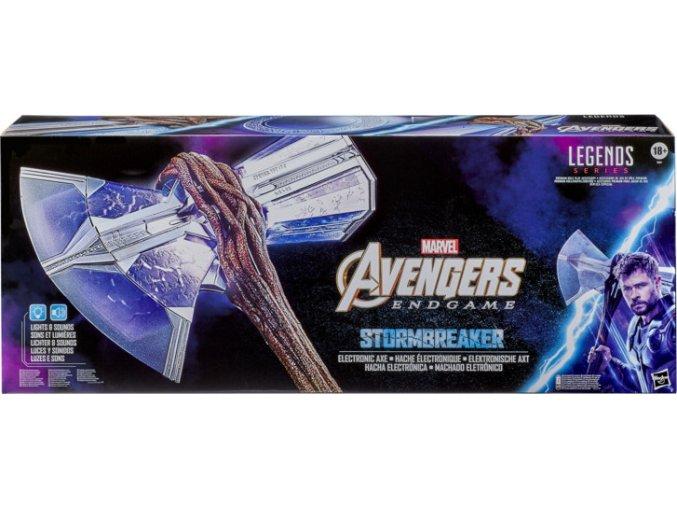 AVENGERS Thorova elektronická sekera Stormbreaker