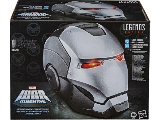 AVENGERS elektronická helma War Machine