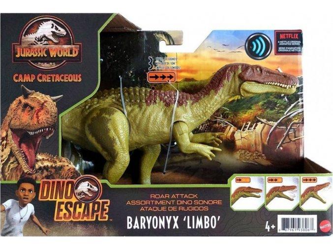 Jurský svět: Křídový kemp Baryonyx Limbo
