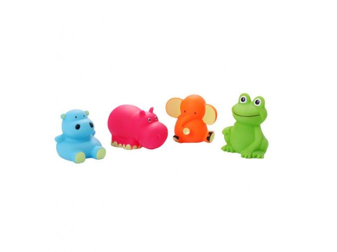 Hračky do koupele 4 ks