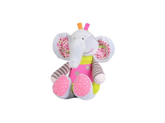 Hračka hrkací - slon