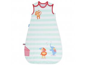 Vak spací Sleepy Circus 2.5 Tog 0-6m Grobag