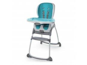 Židle jídelní Trio 3v1 Aqua 6m +, do 22kg, 2016