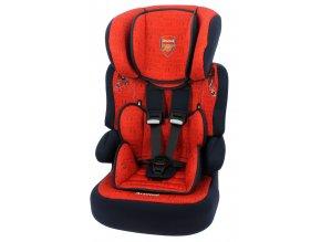 Autosedačka Beline SP Arsenal 9-36kg 2017