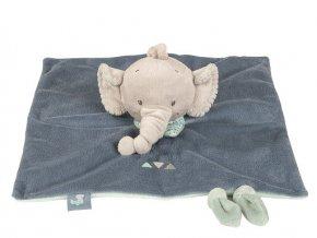 Hračka mazlíček sloník Jack JJN
