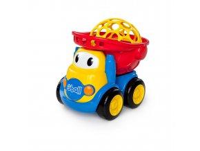 Hračka autíčko nákladní Ryan Oball Go Grippers 18m+