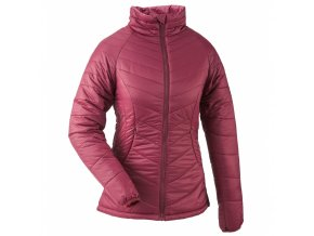 quilted babywearing jacket marsala s