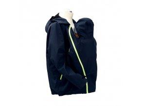 Mamalila pánská letní bunda na nošení dětí pro tatínky modrá navy