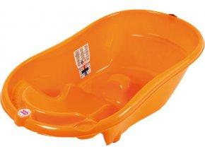 Vanička bez držiaka Onda oranžová 45