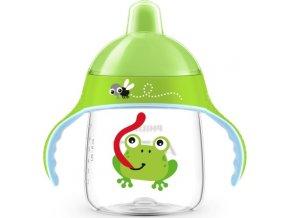 Hrneček pro první doušky Premium 260 ml žába