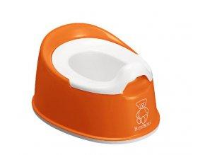 BabyBjörn Nočník Smart potty Orange oranžový
