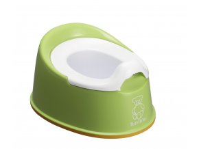 BabyBjörn Nočník Smart Spring Green zelený