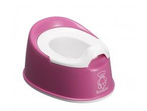 BabyBjörn Nočník Smart Pink růžový