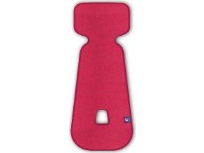 Vložka do autosedačky 3D Aero růžová 9-18 kg Petite&Mars