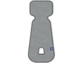Vložka do autosedačky 3D Aero sv.šedá 0-13 kg Petite&Mars