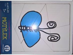 Hlavolam handmade motýlek 3r+ Petite&Mars