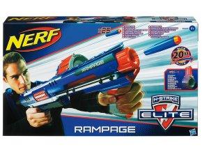 NERF Elite rozložitelná puška s bubnovým zásobníkem