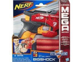 NERF Mega nejmenší Mega pistole Bigshock