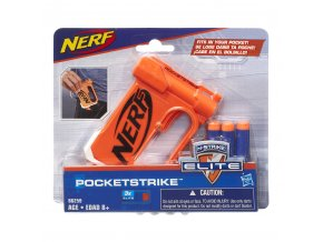 NERF Elite pocketstrike