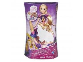 Disney Princess panenka s vybarvovací sukní Locika