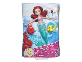 Disney Princess ariel do vody